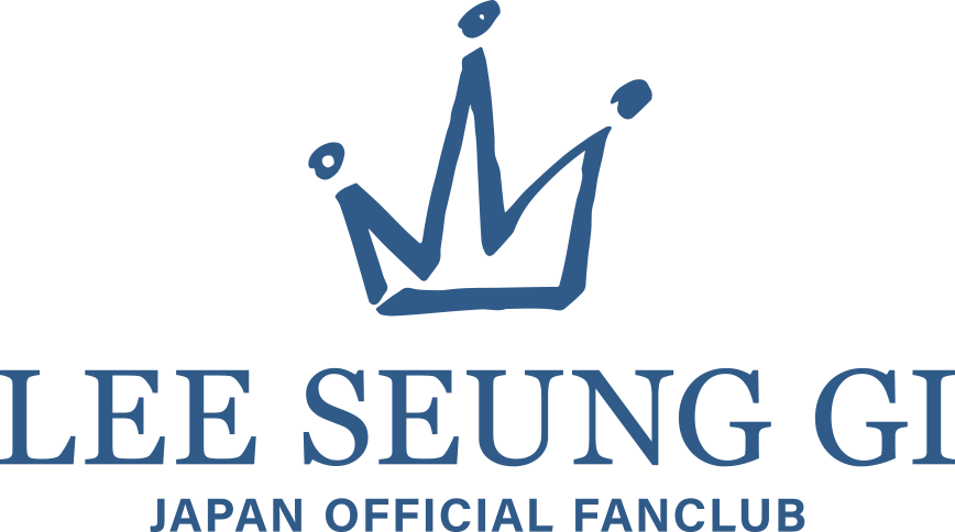 LEE SEGUNGGI JAPAN OFFICIAL FANCLUB