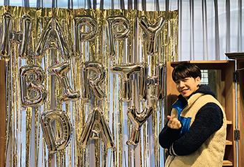 Happy Birthday To Seung Gi ~2021 誕生日企画ご報告~